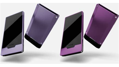 New Zunes This Month by Zune Hd Arrives In Purple And Magenta Free Zune Pass