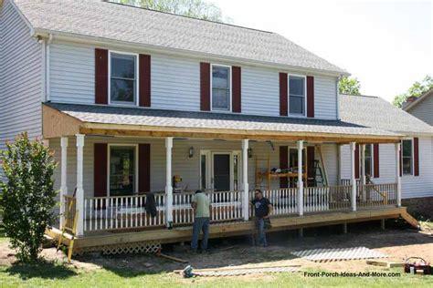 porch building plans how to build a porch build a front porch front porch