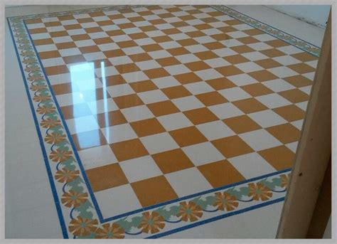 pavimento in graniglia di marmo lucidatura graniglia di marmo c f pavimenti