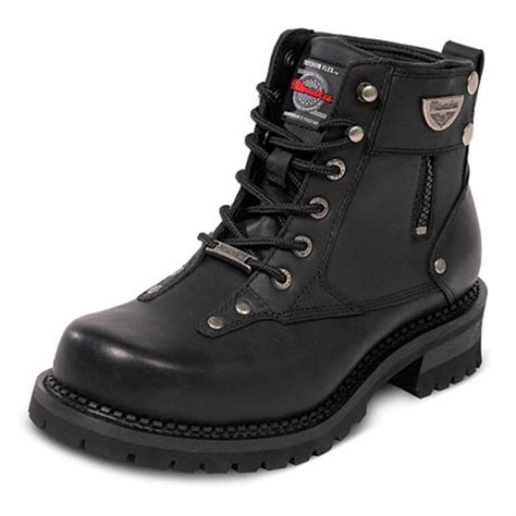 milwaukee boots s milwaukee 174 outlaw boots 148829 motorcycle biker