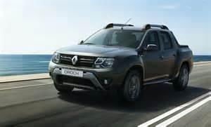 Renault Up Duster Oroch Le Premier Up Renault Actu Auto
