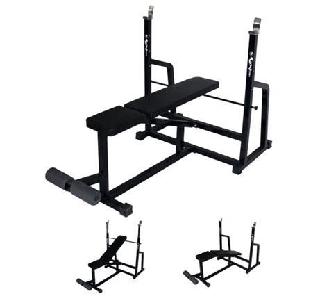 flat incline decline bench press gym machine economy series 3 in 1 bench press flat