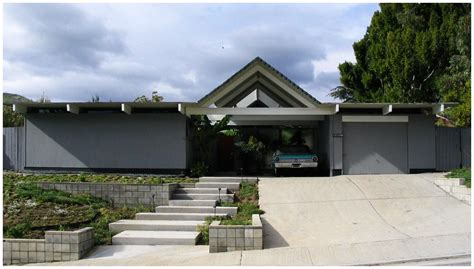 eichler homes of balboa highlands in los angeles