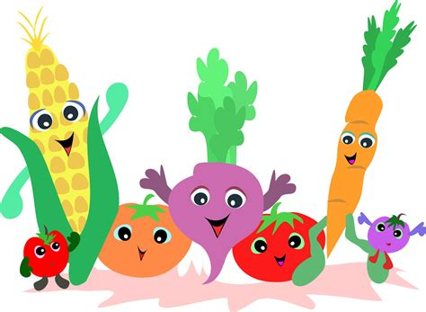 fruits and vegetables clipart free preschool clip fruit clipart illustration