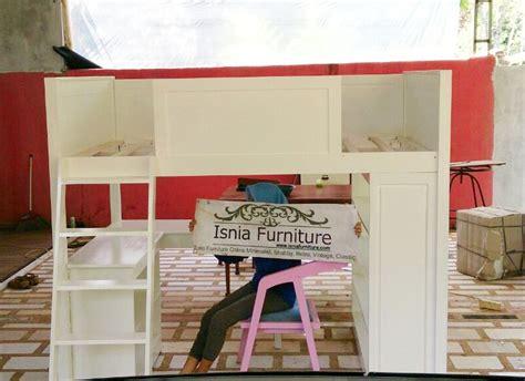 Dipan Kayu Bandung dipan tingkat anak minimalis jati harga murah desain