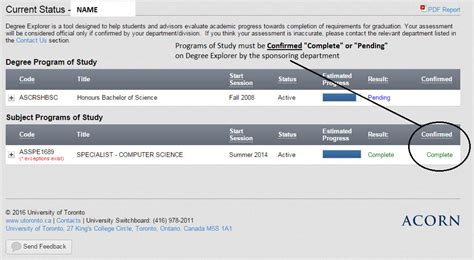 Uoft Petition Letter Graduation Eligibility And Confirmation Letters Current Students