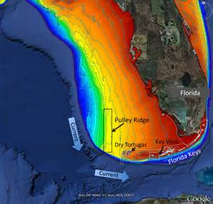 florida water depth map noaa awards nearly 1 million to of miami for