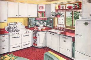 1940s kitchen design 1947 american gas association mixing corner kitchen mid