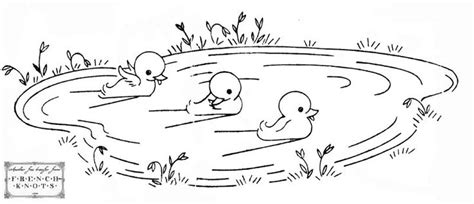 coloring pages ducks in a pond duck pond coloring pages coloring pages