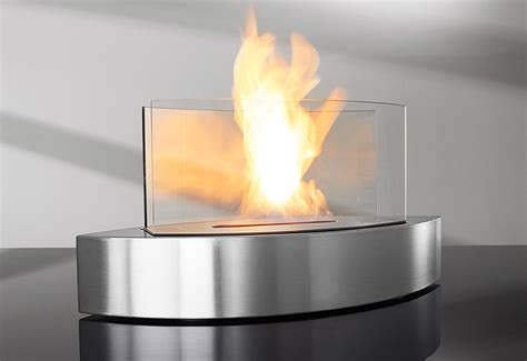 tabletop fireplace sharper image