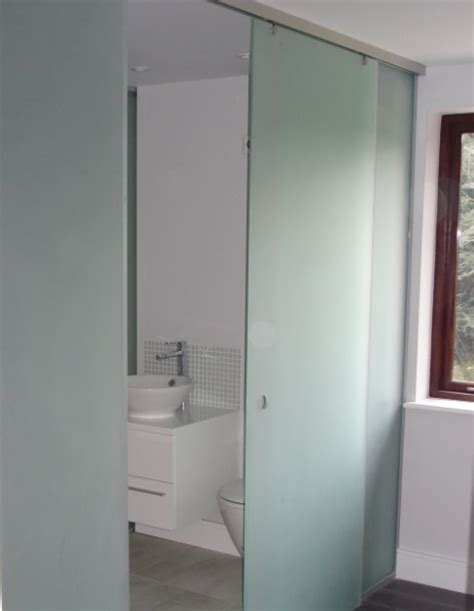 Interior Bathroom Doors by Frosted Glass Interior Bathroom Doors Designs To Giving