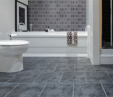 bathroom with grey tile floor bathroom tiles in an eye catcher 100 ideas for designs