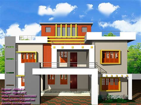 exterior house design styles house plans andhra pradesh style escortsea