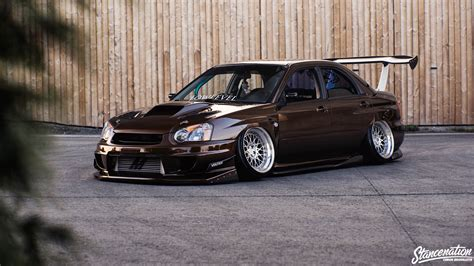 subaru stancenation first time s the charm louis phillipe s sti