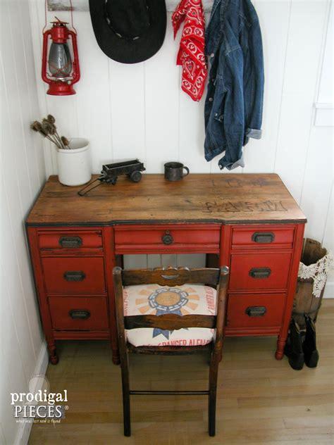 farmhouse desk farmhouse desk rescue prodigal pieces