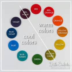 cool colors list color wheel part 2 color relationships britta