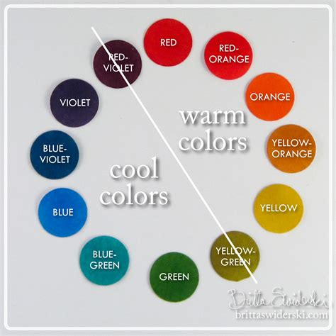 warm colors and cool colors color wheel part 2 color relationships britta