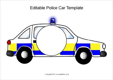 editable car template sb11149 sparklebox