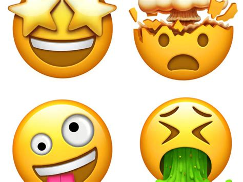 b iphone emoji here are some of the new emoji coming to ios 11 zdnet