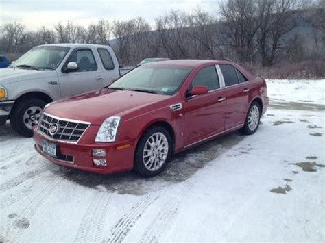 where to buy car manuals 2009 cadillac sts v on board diagnostic system find used 2009 cadillac sts awd in rochester new york united states for us 19 999 00