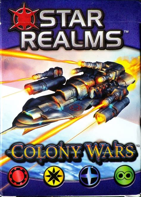 Realms Colony Wars Card realms colony wars 852613005114 realms