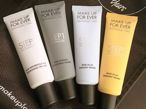 Makeup Forever Primer make up for step 1 skin equalizer review