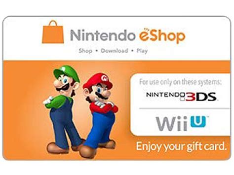 Eshop Gift Card - email cards deals on 1001 blocks