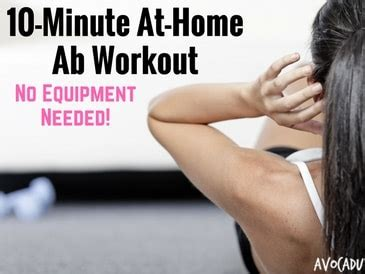 the ultimate guide to at home workouts for