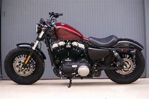 Harley Davidson 2017 Harley Davidson Sportster Forty Eight Review Mid