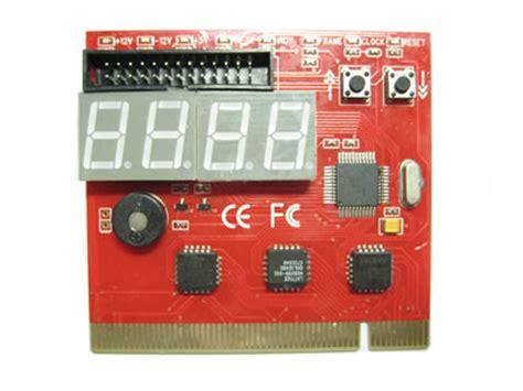 Debug Card Usb sldc006 4 digit pci motherboard diagnostic debug card