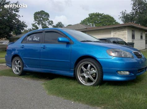 Used 2008 Toyota Corolla S For Sale 2008 Toyota Corolla S For Sale Metairie Louisiana