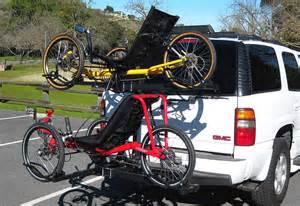 hitch rider decker 2 trike rack