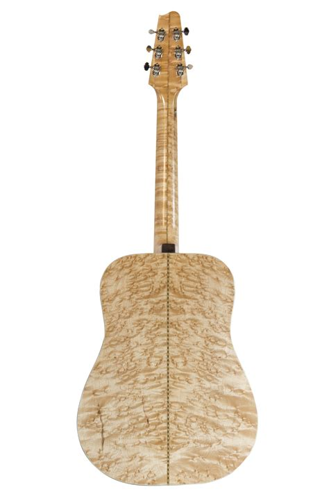 birdseye maple acoustic roper guitars
