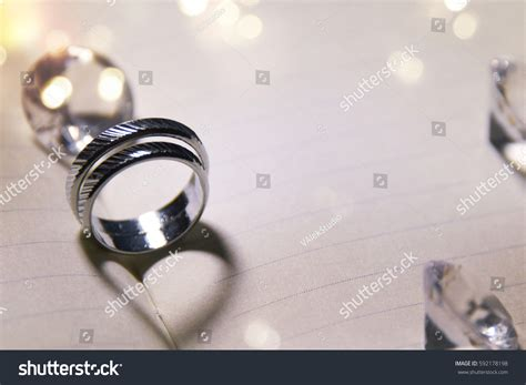 Wedding Shadow Images by Wedding Background Rings Shadow Stock Photo
