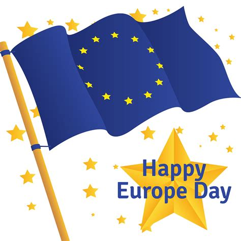europe day vector background   vectors