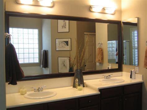 Wide Bathroom Mirror by 20 Wide Bathroom Mirrors Mirror Ideas