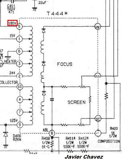 Transistor D5071 solucionado flyback yoreparo