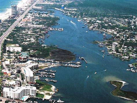 public boat launch in orange beach cotton bayou of orange beach al restaurants shopping