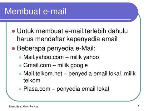 membuat email telkom net tik membuat email lengkap