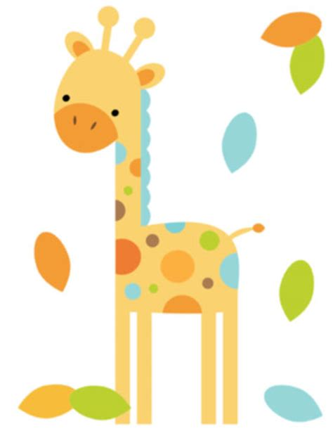 Boy Giraffe Baby Shower by Giraffe Baby Shower Clipart Clipart Suggest