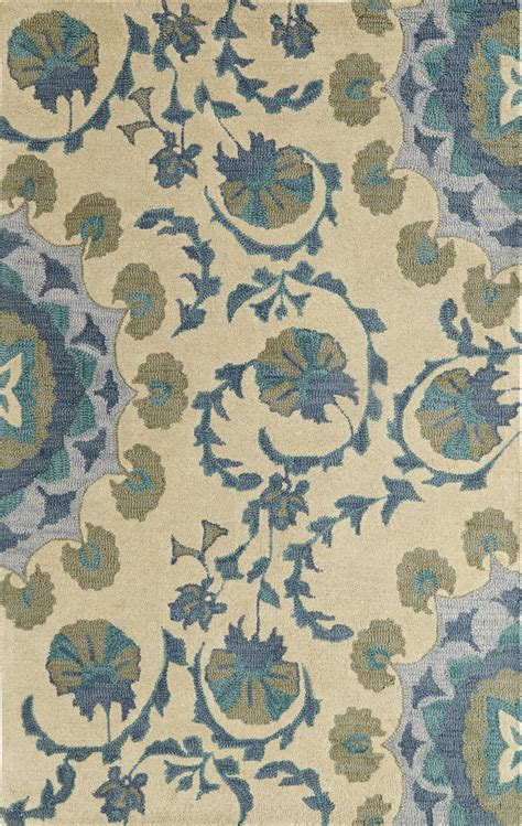 Blue And Beige Area Rug Blue Area Rug