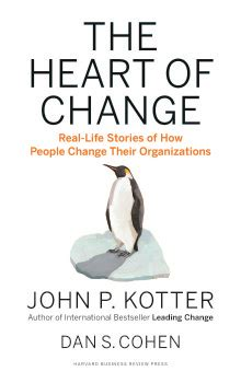 the heart of change the heart of change kotter international