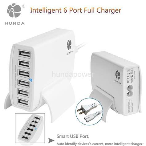 Smart Charger 2 4 A Zola Dist Vivan 6 Usb Output Zthunder 6 shenzhen hongda shun technology development co ltd