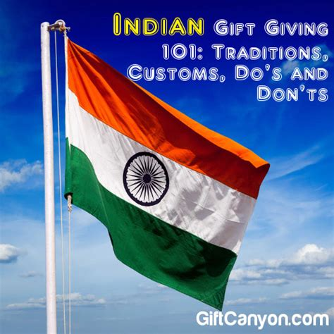 Gift Giving 101 Gift Canyon | indian gift giving 101 traditions customs do s and don