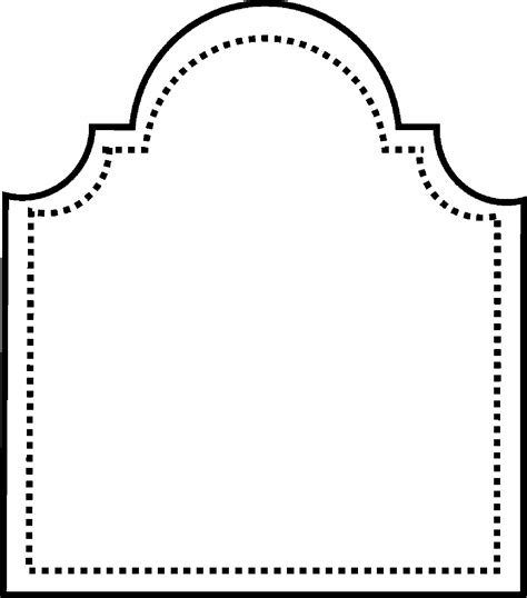 Free Headstone Cliparts Download Free Clip Art Free Clip Art On Clipart Library Free Gravestone Template