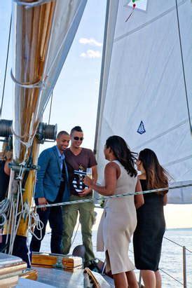 dinner boat cruise newport ri engagement proposal yacht charter cruise newport ri