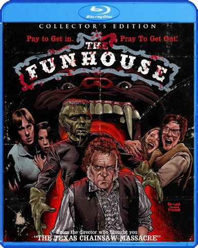 the fun house the funhouse collector s edition blu ray shout factory