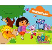 Bajkę Dora Można Oglądać Na Stacji Nickelodeon Teraz Zagraj W