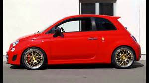 Fiat 500 Abarth Chip Tuning Dia Show Tuning Fiat 500 Abarth 695 Tributo Hre