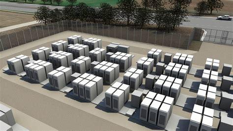 Tesla Energy Storage Tesla Signs A Bunch Of Battery Energy Storage Deals